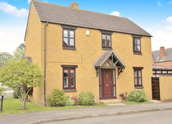 Thumbnail 3 bed detached house for sale in Warkworth Close, Banbury