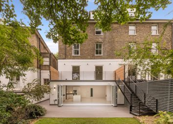 Thumbnail 4 bed flat for sale in Thurlow Road, Hampstead