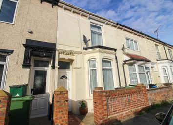 Portchester Road, Portsmouth PO2. 3 bed terraced house for sale