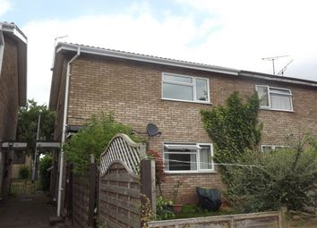 Thumbnail 1 bed flat to rent in Somerville Square, Stafford
