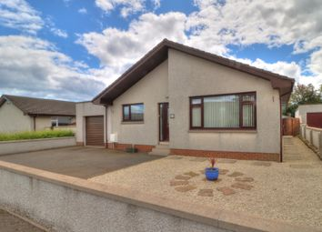 Thumbnail 4 bed detached bungalow for sale in Dunrossie Crescent, Montrose