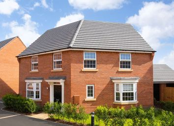 Thumbnail 4 bed detached house for sale in Plot 19, The Ashtree, Romans Quarter, Bingham