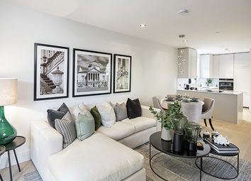 Thumbnail 1 bedroom flat for sale in Renaissance Square Apartments, Burlington Lane, London