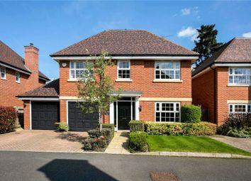 Thumbnail 5 bed detached house for sale in Rosken Grove, Farnham Royal, Buckinghamshire