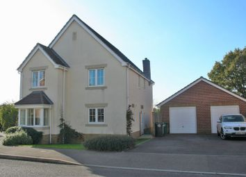 Thumbnail 4 bed detached house for sale in Willows Close, Swanmore, Southampton