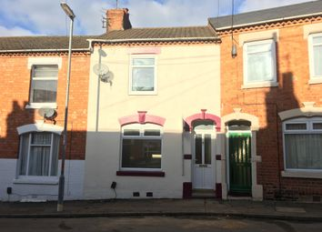 Thumbnail 3 bedroom terraced house for sale in Baker Street, Semilong, Northampton