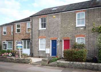 Thumbnail 3 bed terraced house for sale in Church Street, Cambridge