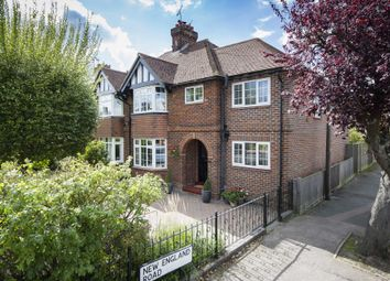 Thumbnail 5 bed semi-detached house for sale in East Cliff Road, Southborough, Tunbridge Wells