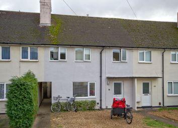 Foster Road, Trumpington, Cambridge CB2. 3 bed terraced house for sale
