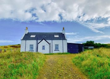 Thumbnail 3 bed cottage for sale in Dunhallin, Waternish