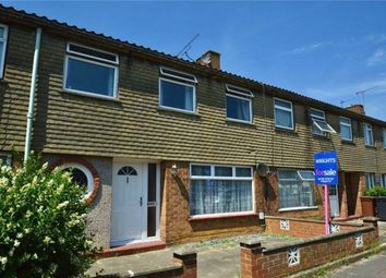 Thumbnail 3 bedroom terraced house for sale in Garden Avenue, Hatfield, Hertfordshire