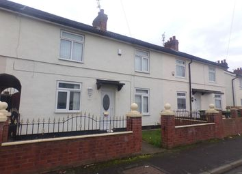 Thumbnail 3 bedroom terraced house for sale in Collin Road, Prenton