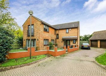 Thumbnail 4 bedroom detached house for sale in Rosebay Close, Walnut Tree, Milton Keynes, Bucks