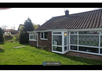 Thumbnail 3 bed bungalow to rent in Cathedral Drive, Dereham