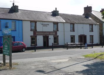 Thumbnail 4 bed terraced house to rent in The Freemasons Arms, Dinas Cross, Newport, Pembrokeshire