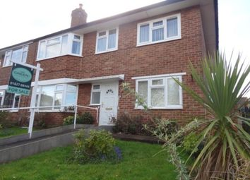 Thumbnail 2 bed maisonette for sale in Holly Close, Tamworth