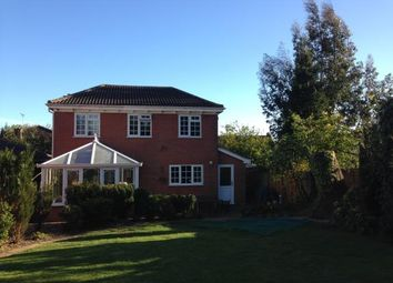 Thumbnail 4 bed detached house for sale in Horton Grove, Shirley, Solihull, West Midlands
