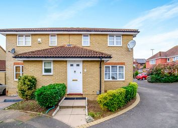 Thumbnail 3 bed semi-detached house for sale in Halfpenny Close, Barming, Maidstone