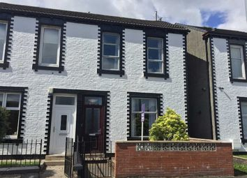 Thumbnail 3 bed semi-detached house for sale in 60, East Crawford Street, Greenock, Renfrewshire