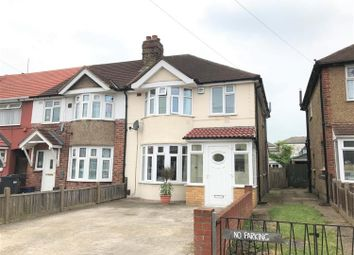 Thumbnail 3 bed end terrace house for sale in Ash Grove, Hounslow, Heston