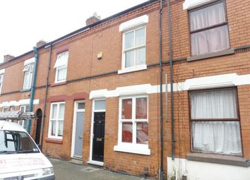 Thumbnail 2 bed terraced house to rent in Noel Street, Leicester