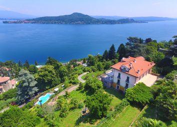 Thumbnail 5 bed villa for sale in Meina, Novara, Piedmont, Italy