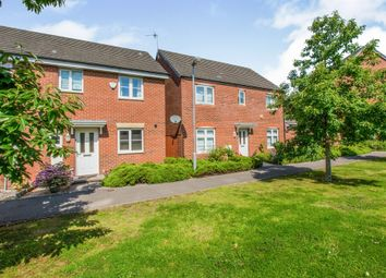 3 bed semi-detached house for sale in Ffordd Nowell, Penylan, Cardiff CF23