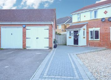 Thumbnail 3 bed semi-detached house for sale in Challinor, Church Langley, Harlow
