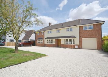 Thumbnail 5 bed detached house for sale in Witham Road, Black Notley, Braintree