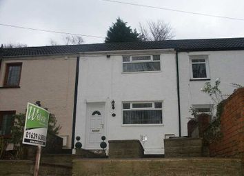 Thumbnail 2 bed terraced house to rent in 3 Tai Banc, Tonna, Neath .