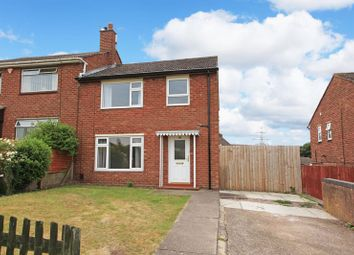 Thumbnail 3 bedroom semi-detached house for sale in 142 Wedgewood Crescent, Ketley, Telford