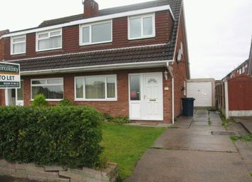 Thumbnail 3 bedroom semi-detached house to rent in Boleyn Close, Blacon, Chester
