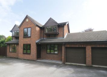 Thumbnail 4 bed detached house for sale in Morthen Road, Wickersley, Rotherham, South Yorkshire