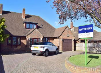 Thumbnail 3 bed detached house for sale in Farwell Road, Sidcup, Kent
