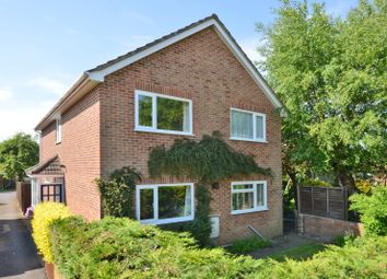 Thumbnail 4 bed detached house for sale in Weybourne Road, Aldershot, Hampshire