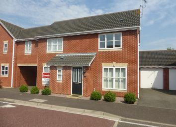 Thumbnail 3 bed link-detached house to rent in Tower Mill Road, Ipswich