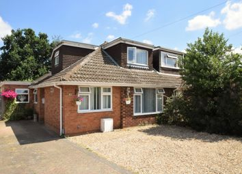 Thumbnail 4 bed semi-detached house for sale in Lawford Crescent, Yateley