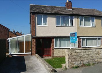 Thumbnail 3 bed semi-detached house for sale in Wellhouse Lane, Mirfield, West Yorkshire