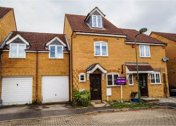Thumbnail 4 bedroom terraced house for sale in Dandridge Court, Grange Farm