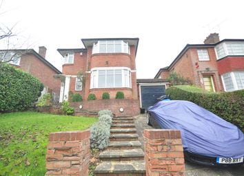 Thumbnail 3 bed detached house to rent in Lower Barn Road, Purley
