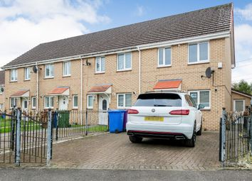 Thumbnail 2 bed end terrace house for sale in Strachur Crescent, Glasgow