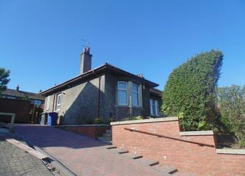 Thumbnail 2 bed semi-detached bungalow to rent in Foxbar Road, Paisley