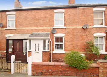 Thumbnail 2 bed terraced house for sale in Victoria Street, Oswestry