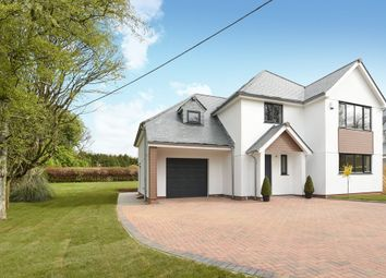 Thumbnail 4 bed detached house for sale in Plot 1 Chittleburn, Brixton, Plymouth, Devon
