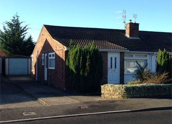 Thumbnail 2 bed semi-detached bungalow to rent in 69, Eastholme Drive Rawcliffe, York