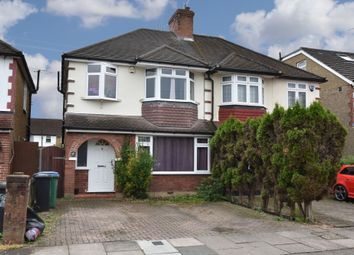 Thumbnail 3 bed semi-detached house for sale in Kingswood Road, Watford