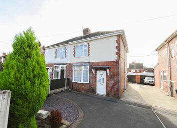 Thumbnail 3 bed semi-detached house to rent in Rayleigh Avenue, Brimington, Chesterfield