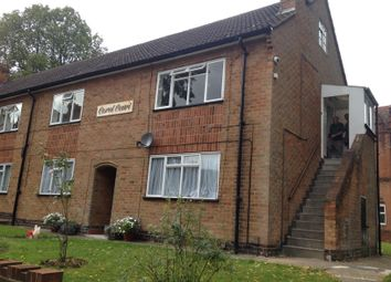Thumbnail 2 bed flat to rent in Sandown Road, Leicester