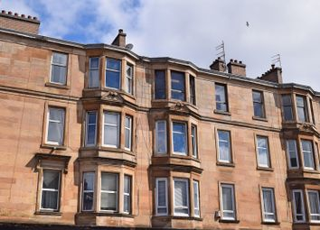 Thumbnail 2 bed flat for sale in Victoria Road, Queens Park, Glasgow