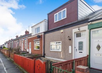 Thumbnail 3 bed terraced house for sale in Westwood Street, Sunderland